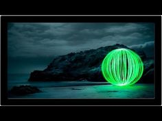 Turn Day Into Night In Photo: Adobe Photoshop CS6 - YouTube