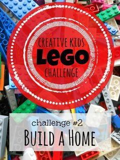 Creative Kids Lego Challenge - oh my kids will be ALL over this!