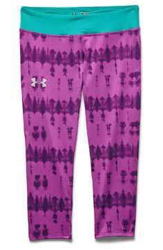 Under+Armour+'Sonic'+HeatGear®+Capris+(Big+Girls)+available+at+#Nordstrom