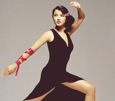 1000+ images about Kelly Hu on Pinterest | Chocolate brown ...