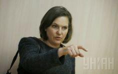 Ukraine News: Nuland: Russia repeats Crimean scenario in east of...