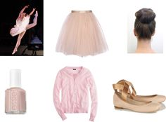 Ballet Outfit Inspiration
