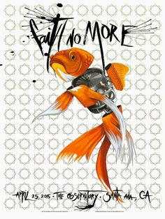 Faith No More - Robert Bowen - 2015 ----