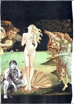 Milo Manara - Vol. 13, Le Avventure metropolitane di Giuseppe Bergman-143