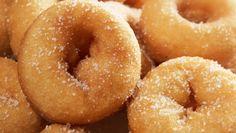 طريقة عمل الدونات السائلة - Sugary doughnut recipe