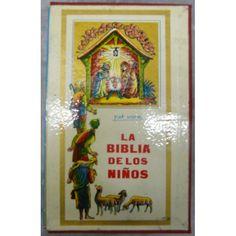 La biblia de los niños por Piet Worm en tres tomos