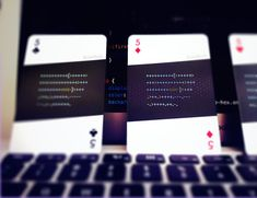 If you are a programmer, QA or student in IT that loves #playingcard #games then code:deck is for you! code:deck is a standard playing card deck sporting a stylish modern design.