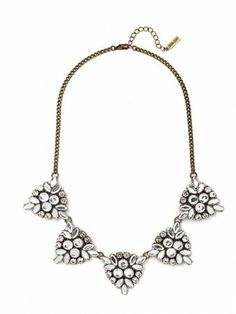 Crystal Holly Necklace