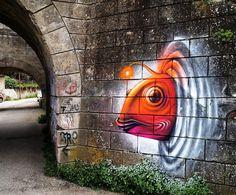 No ano de 2013, a arte urbana continuou ganhando espaço nas ruas de todo o mundo. Artistas como Banksy, Gaser, Oakoak e o chilenoINTI, foram alguns...