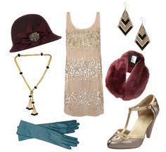 How to dress like Daisy Buchanan -- throw a Gatsby party this season? Yes please!