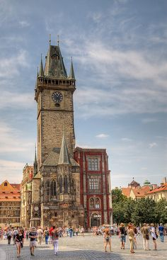 Prague Tower, Czech Republic