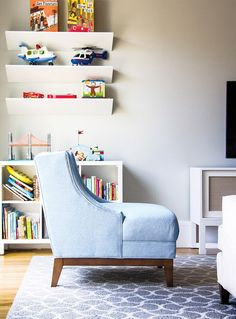 Before and After: A Contemporary Family Home in San Francisco via @domainehome