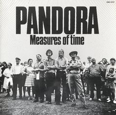 PANDORA - Measures of Time (Sweden, 1974)