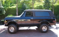 69 Chevy Blazer Convertible OMG I Could Have A His & Hers With This K5!!! <3<3<3