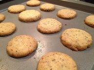 How to Bake Earl Grey Tea Cookies