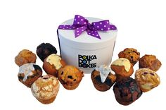 Mixed Muffin Gift Hamper - Exclusive Sydney Metro Area Only