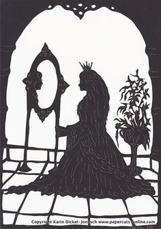isabella baudelaire paper cut art silhouettes too. Black Bedroom Furniture Sets. Home Design Ideas