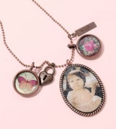 What mom wouldn't love a necklace or bracelet personalized with charms of the faces of her kids? Easy to make, with directions from our website.