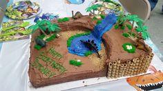 My Dino cake for kiddos bday