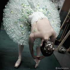 Dryad tutu from Don Quixote