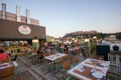 ArtTable | Αθήνα: Οι καλύτερες ταράτσες για μεζεδάκια