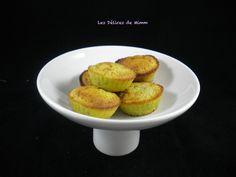 Petits fondants à la pistache (sans gluten)