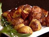 Rosemary Roasted Potatoes  Hands down... the best you will ever eat!