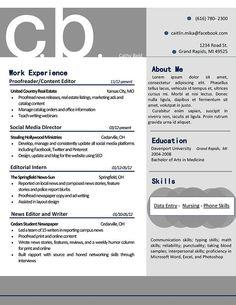 Buy resume