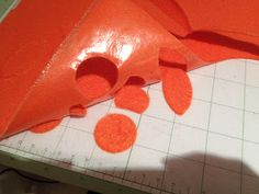 Ginger's Creative Cottage: Cutting felt with Cricut