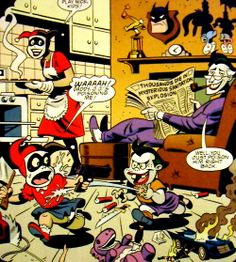 140f789184ff 119 Best Harley Quinn and Joker images