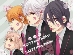 brothers conflict characters | Tags: Anime, Udajo, IDEA FACTORY, BROTHERS CONFLICT, Asahina Tsubaki ...