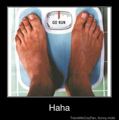 Is your scale trying to tell you something? Sounds like its time to run to http://behealthy247.wordpress.com/advocare-24-day-challenge/ and check out the 24 Day Challenge. In 24 Days your scale will be smiling at you and saying well done and thank you.