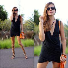 Get this look: http://lb.nu/look/7783262  More looks by Marianela Yanes: http://lb.nu/marilynscloset  #bohemian #casual #street http://marilynsclosetblog.blogspot.com.es/2015/09/wrap-dress.html