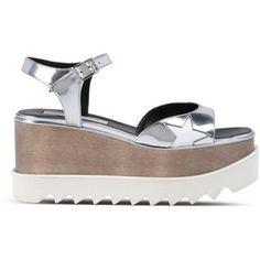 Stella Mccartney Indium Elyse Star Sandals