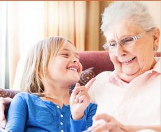 the sad reality is that a lot of retirement homes and long term care facilities are NOT suitable for grandchildren...they should be a place where children can feel at ease to spend time with their grandparents...