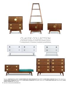 Claude Collection #stylecraftjoy