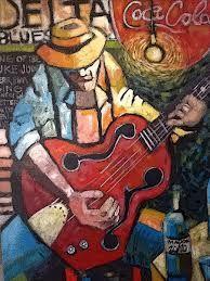 delta blues man