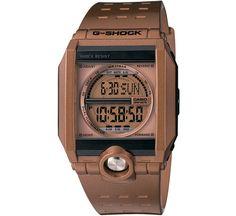 Steampunk Casio G-Shock Watch