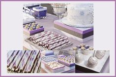 Lavender Baby Shower Themes | Found on unique-babyshower-gifts.com