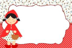 Everything to print for a little red riding hood party!! So adorable!