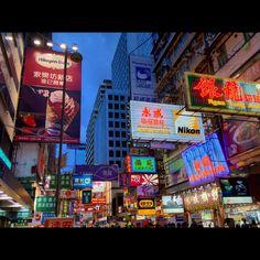 Mongkok, Hongkong