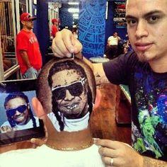 San Antonio barber Rob the Original