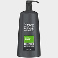 Dove Men+Care Body Wash, Extra Fresh 23.5 oz  BUY NOW     $7.49    For a refreshing clean that leaves skin feeling healthy and hydrated, add Dove Men+Care Extra Fresh Body and Face Wash to your  ..  http://www.beautyandluxuryforu.top/2017/03/14/dove-mencare-body-wash-extra-fresh-23-5-oz-2/