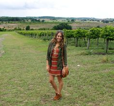 Js Everyday Fashion: Todays Everyday Fashion: Lakeridge Winery