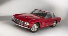 1967 Maserati 3500 by Frua
