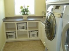 laundry room storage by Fran5