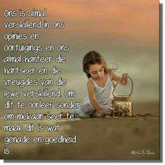 Genade en Goedheid