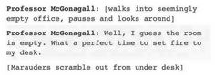 I just imagine Maggie Smith saying this and my life is 100000000000% better