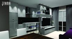 #cozinha #tama #tamamoveis #projeto #design #interiordesign #marcenaria #curitiba #praticidade #elegancia #kitchen #brazil #designdeinteriores #masisa #brastemp #electrolux
