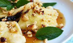 bramborove tasticky s povidly a orechovou omackou